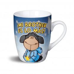 Taza Mi Brother Es Lo Más