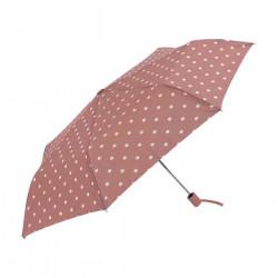Paraguas Puntos Rosa