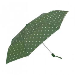 Paraguas Puntos Verde