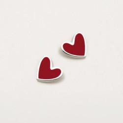 Pendientes Superagatha Corazón