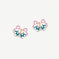 Pendientes Mariposa Fantasía
