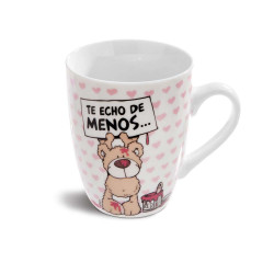 Taza Te Hecho De Menos