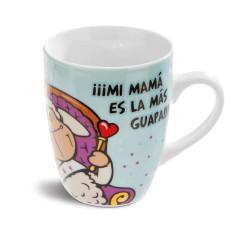 Taza Mi Mama Es La Más Guapa