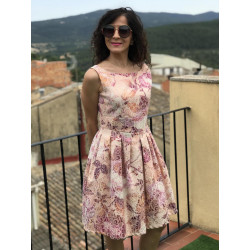 Vestido Corto Toscana