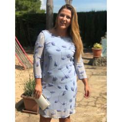 Vestido Carla Ruiz Cala