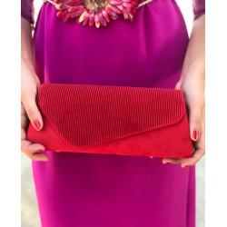 Bolso de Fiesta Carly Red