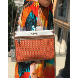 Bolso Axel Orange
