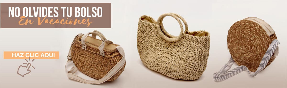 regalos moda y decoración helena bolsos de rafia